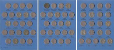Jefferson Nickels, 1938-1961