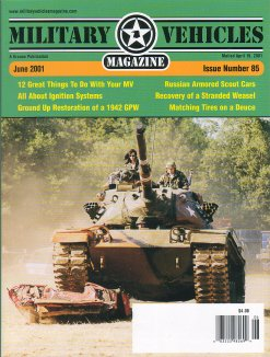 Military Vehicles Mag