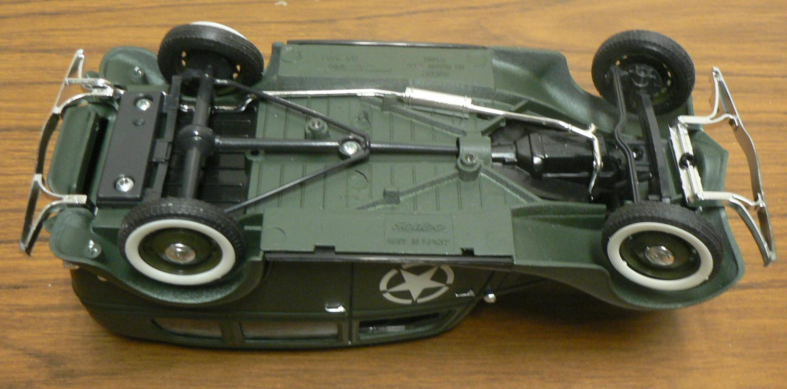 Model Military Vehicles ~ Jeeps, Trucks, Weapons Carriers