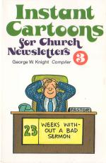 Instant Cartoons for Church Newsletters