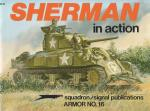 Sherman in action