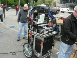 Equipment dolly