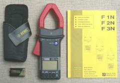 CA digital clamp meter