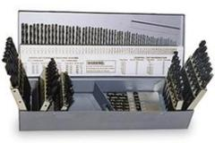 115-pc Cobalt drill set