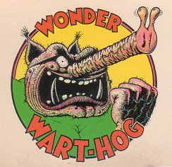 Wonder Wart Hog