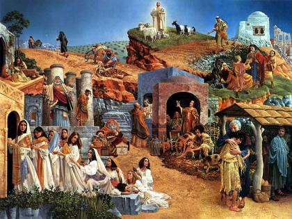 Jesus' 46 Parables in Chronological Order - Practical Bible study