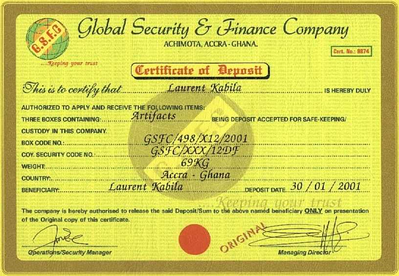 Car Buying Sites >> 30 phony documents used in Nigerian 4-1-9 frauds and car ...
